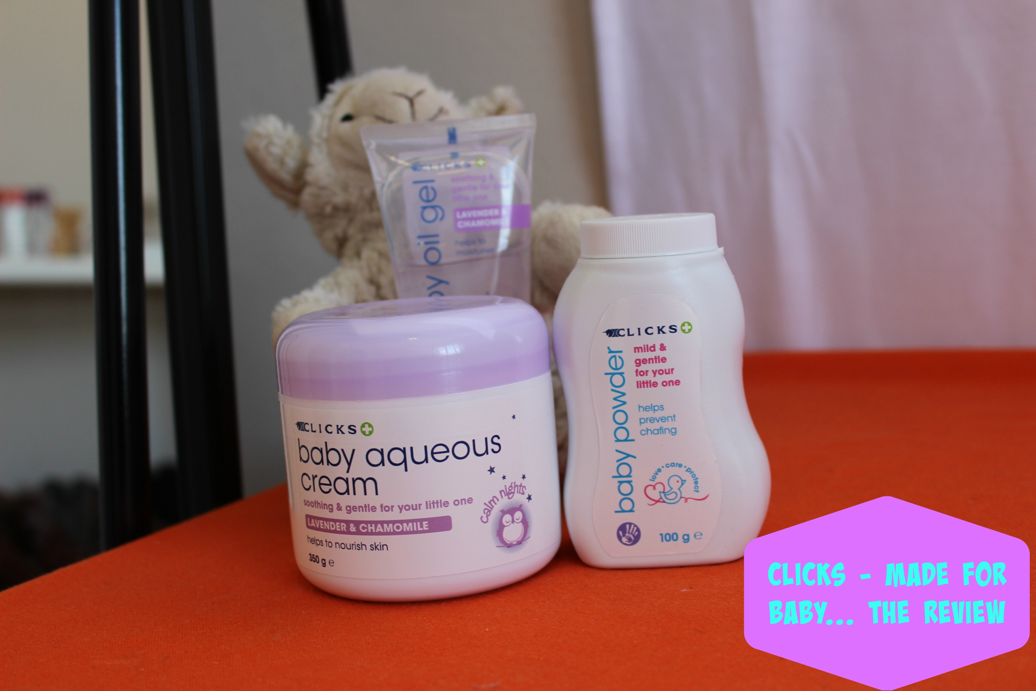 CLICKS MADE FOR BABY ||REVIEW