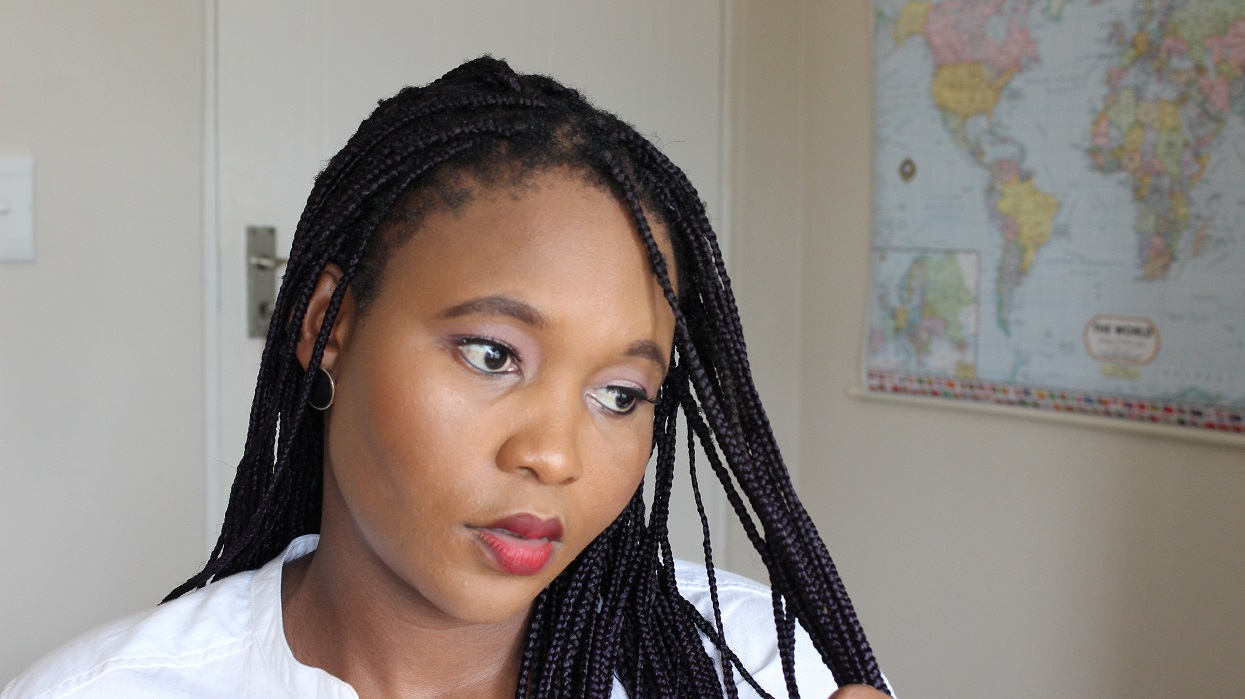 EASY BROWN HUES – MY FIRST MAKE UP LOOK