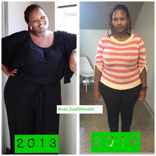 WEIGHT LOSS AND ME